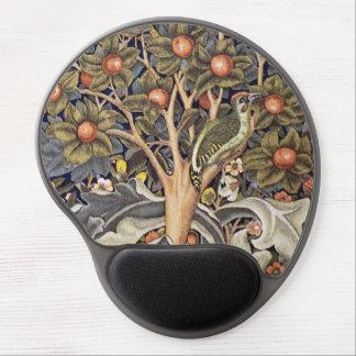 Tapis De Souris Gel Tapisserie de pivert par William Morris