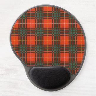 Tapis De Souris Gel Tartan d'écossais de plaid de clan de Bruce