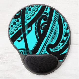 Tapis De Souris Gel Tatouage maori original dans la belle couleur