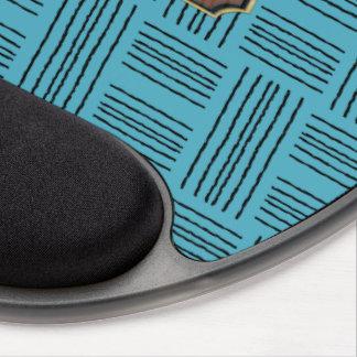 Tapis De Souris Gel Traits horizontaux verticaux gel Mousepad