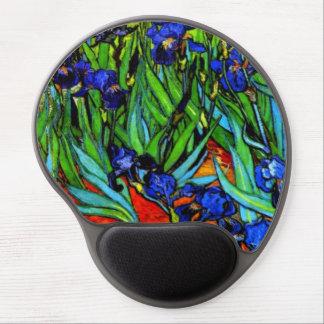 Tapis De Souris Gel Van Gogh - iris