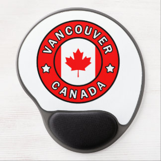 Tapis De Souris Gel Vancouver Canada