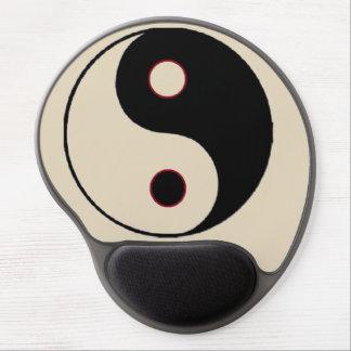 Tapis De Souris Gel Yin Yang Mousepad
