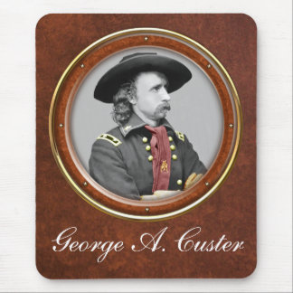 Tapis De Souris George Armstrong Custer