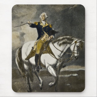 Tapis De Souris George Washington à Trenton