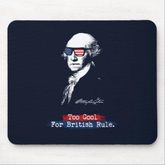 Tapis De Souris George Washington. Trop cool pour la règle