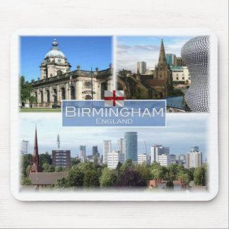 Tapis De Souris Gigaoctet Royaume-Uni - Angleterre - Birmingham -