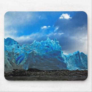 Tapis De Souris Glace bleue - Perito Moreno