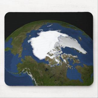 Tapis De Souris Glace de mer arctique en 2005