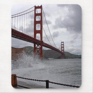 Tapis De Souris Golden Gate de point de fort