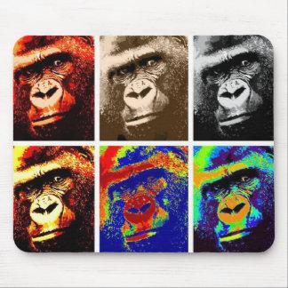 Tapis De Souris Gorilles d'art de bruit