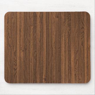 Tapis De Souris Grain en bois rayé MousePad