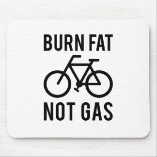 Tapis De Souris graisse de brûlure, pas gaz