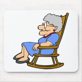 Tapis De Souris Grand-maman
