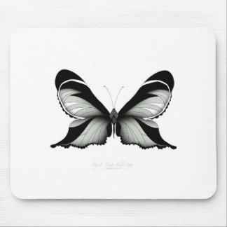Tapis De Souris Grand papillon de sauge de champ