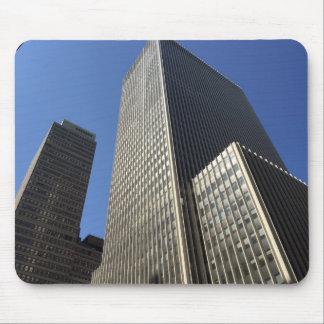 Tapis De Souris Gratte-ciel NYC de Midtown Manhattan New York City