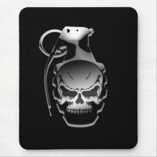 Tapis De Souris Grenade de crâne