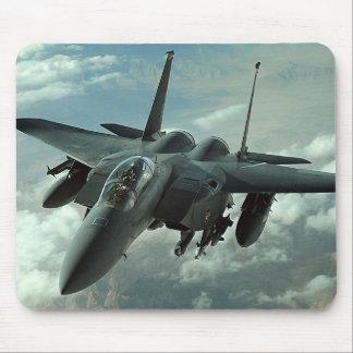 Tapis De Souris Grève Eagle de F-15E