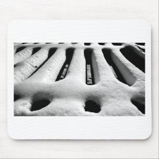 Tapis De Souris Grille de neige