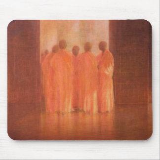 Tapis De Souris Groupe de moines Vietnam