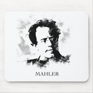 Tapis De Souris Gustav Mahler
