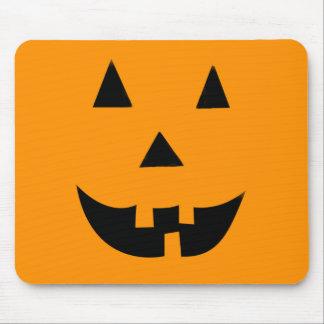 Tapis De Souris Halloween Jack-o'-lantern