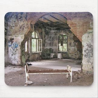 Tapis De Souris Halls et salles, hôpital de Beelitz, endroits