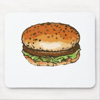 Tapis De Souris hamburger