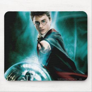 Tapis De Souris Harry Potter et Voldemort seulement un peuvent sur