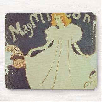Tapis De Souris Henri De Toulouse-Lautrec | mai Milton, France