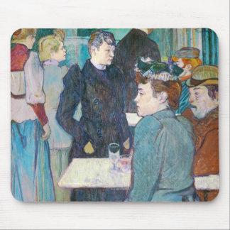 Tapis De Souris Henri De Toulouse-Lautrec | Moulin de la Galette