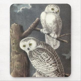 Tapis De Souris Hibou de Milou, John Audubon