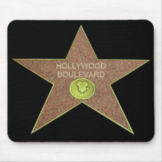 Tapis de souris Hollywood Boulevard