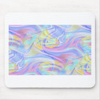 Tapis De Souris hologramme en pastel