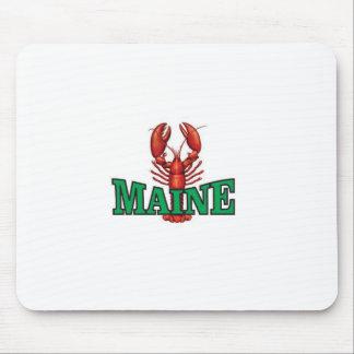 Tapis De Souris homard vert du Maine