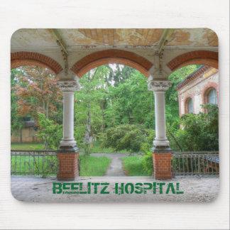 Tapis De Souris Hôpital Beelitz 01,0, endroits perdus
