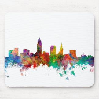 Tapis De Souris Horizon de Cleveland Ohio
