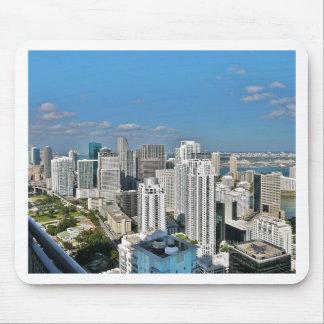 Tapis De Souris Horizon de Miami la Floride