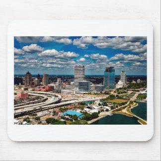 Tapis De Souris Horizon de Milwaukee