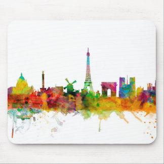 Tapis De Souris Horizon de Paris France