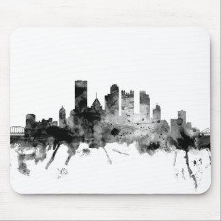 Tapis De Souris Horizon de Pittsburgh Pennsylvanie