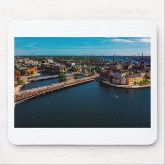 Tapis De Souris Horizon de Stockholm