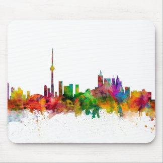Tapis De Souris Horizon de Toronto Canada