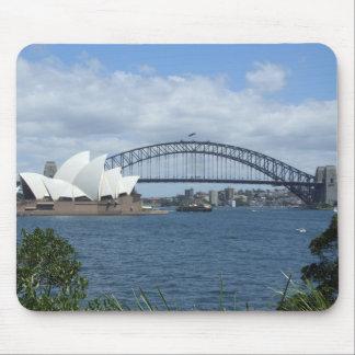 Tapis De Souris Horizon Mousepad de port de Sydney