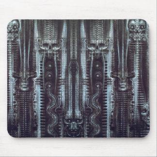 Tapis De Souris hr_giger_newyorkcity_XI_exotic-corrected-tiled