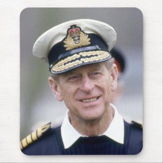 Tapis De Souris HRH le prince Philip, duc d'Edimbourg