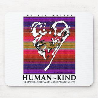 Tapis De Souris Humanité MousePad
