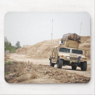 Tapis De Souris Humvee conduit la sécurité