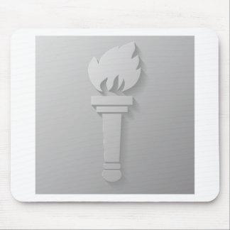 Tapis De Souris icône de torche