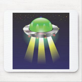 Tapis De Souris Icône d'UFO